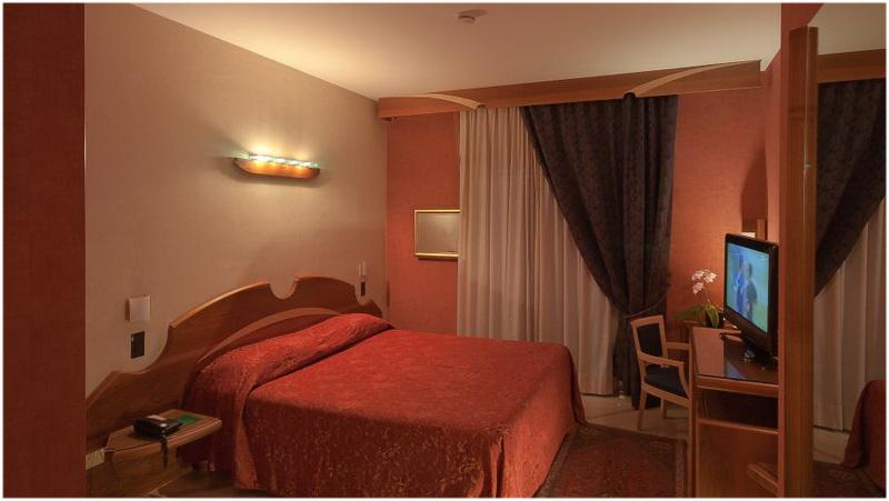 Hotel Sunflower, Milan, Italie, Chambres