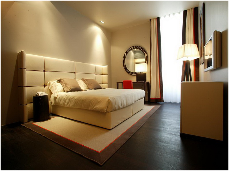 Hotel The Gray, Milan, Italie, Chambres