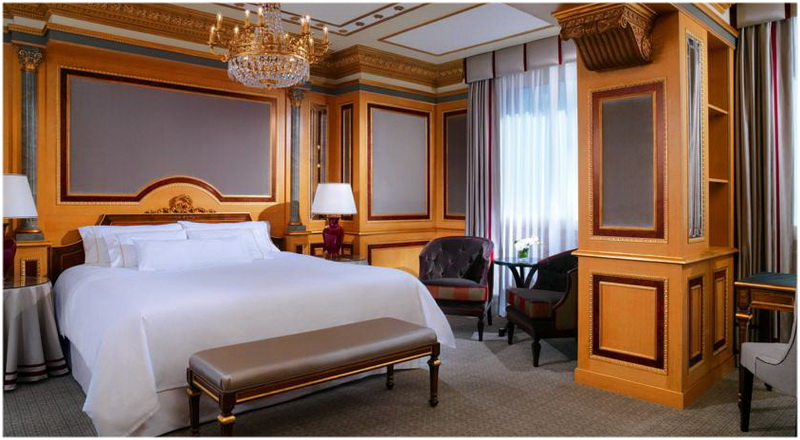 Hotel The Westin Palace, Milan, Italie, Chambres