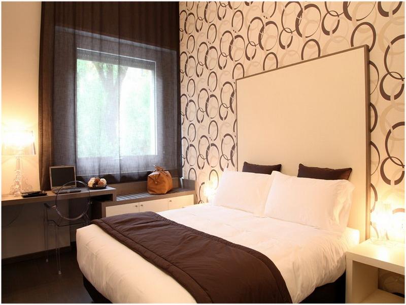 Hotel Tiziano Park, Milan, Italie, Chambres
