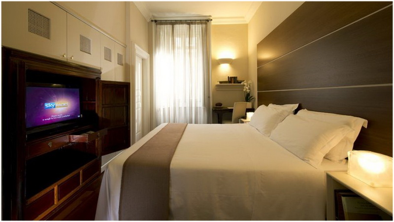 Hotel Town House 31, Milan, Italie, Chambres