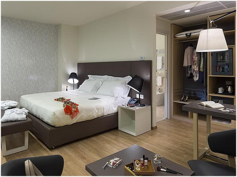 Hotel UNA Century, Milan, Italie, Chambres