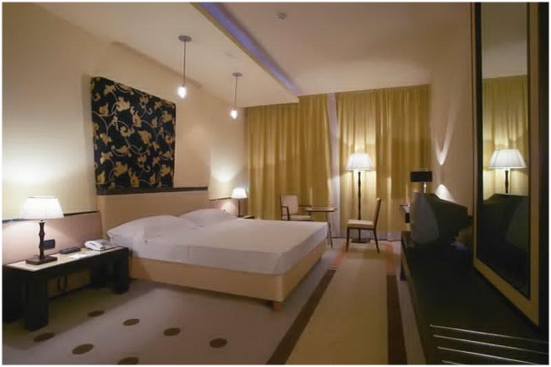 Hotel UNA Malpensa, Milan, Italie, Chambres