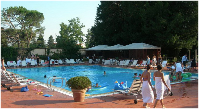 Hotel dei Giardini, Nerviano, Milan, Italie, Piscine