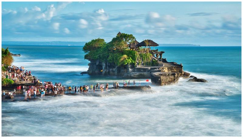 L'île de Bali, Indonésie