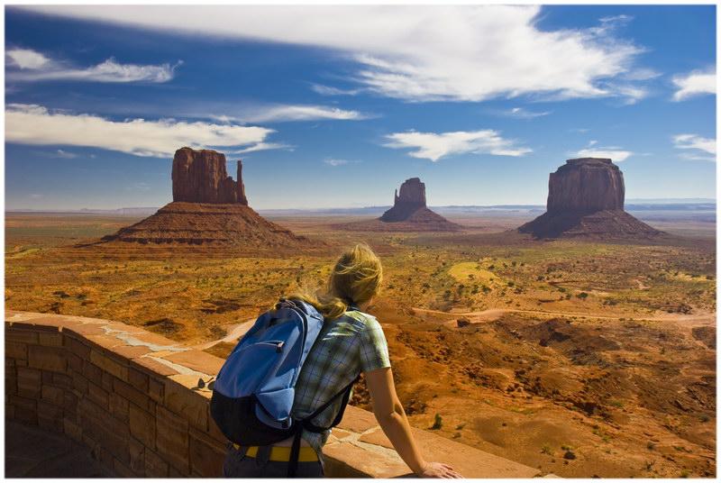 Le Grand Canyon aux États-Unis
