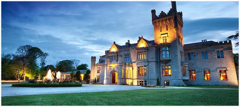 Le château de Lough Eske