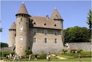 Le departement de l'Isere, Rhone-Alpes, France, patrimoine-cha