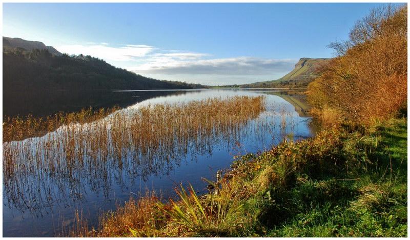 Le lac de Glencar