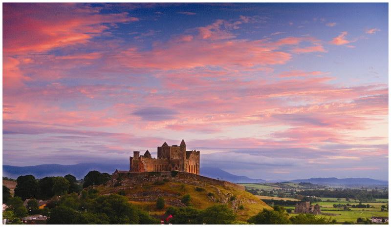 Le rock of Cashel