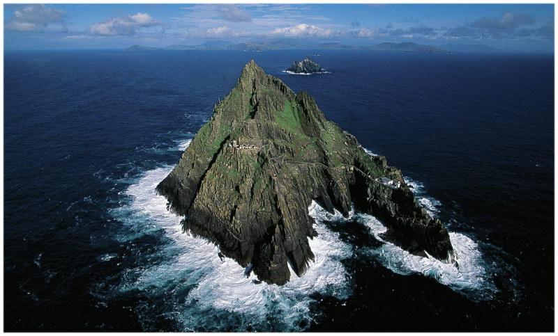 Les îles Skellig