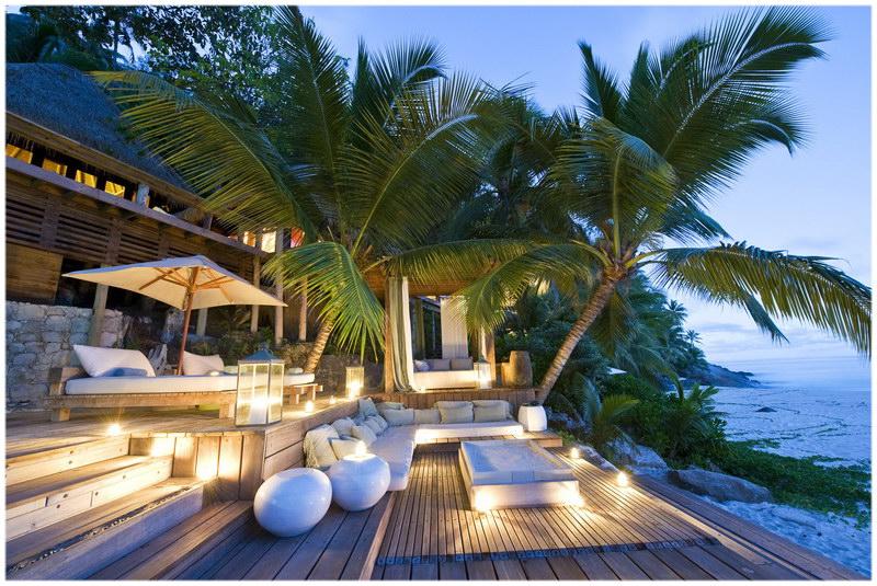 Les Seychelles .