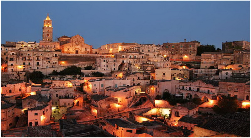 Matera Basilicate Italie Cap Voyage