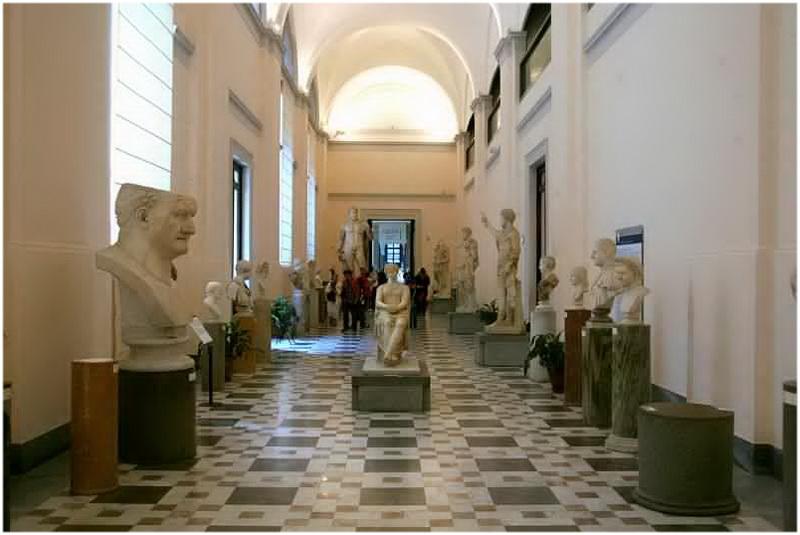 Musée national d'Archéologie, Pérouse, Italie