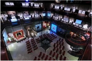 Musée national du cinéma, Turin, Italie