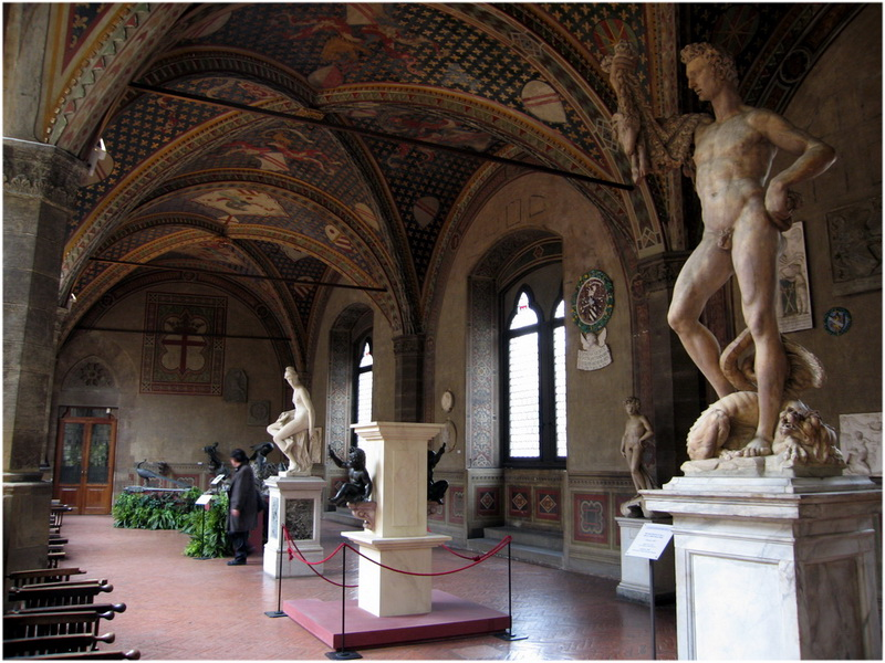 Museo Bargello, Florence, Italie