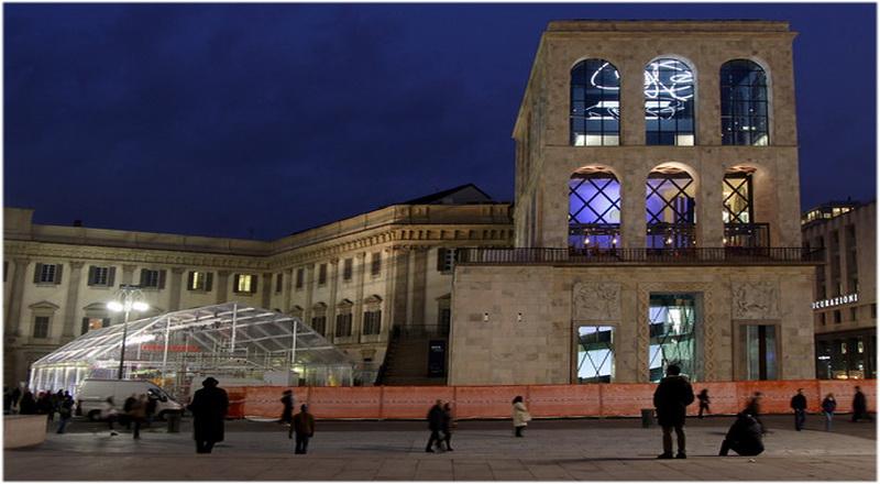Museo del Novecento, Milan, Italie
