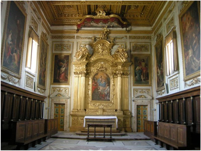 Oratorio di San Bernardino, Pérouse, Italie