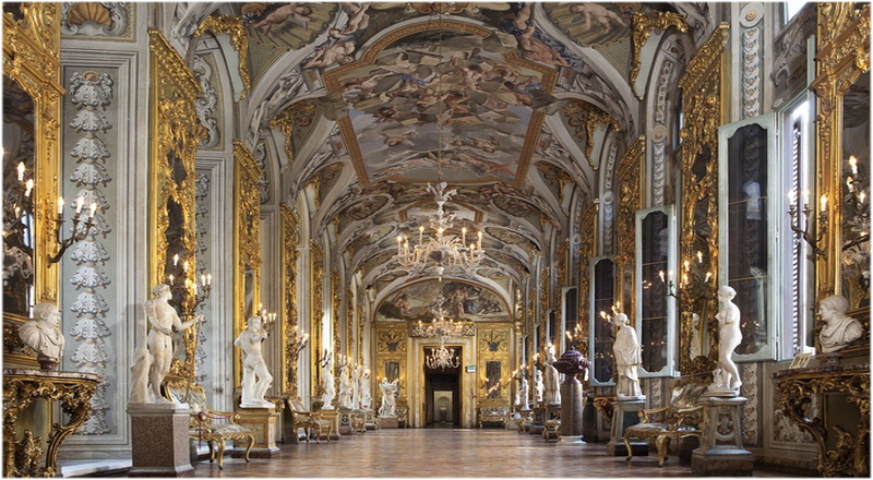 Palais Barberini  Rome  Italie