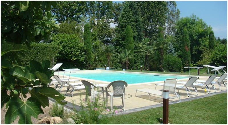 Park Hotel Elefante, Verone, Italie, Piscines