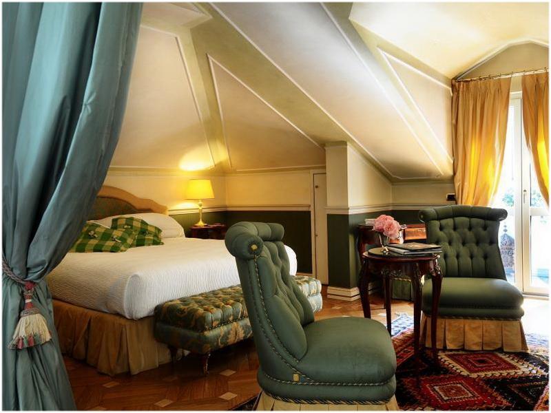 Petit Palais Hotel De Charme, Milan, Italie, Chambres