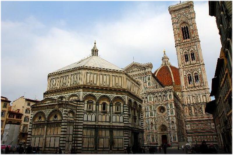 Piazza del Duomo, Florence, Italie