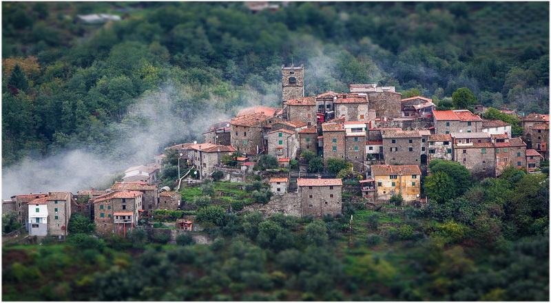 Pistoia, Toscane, Italie