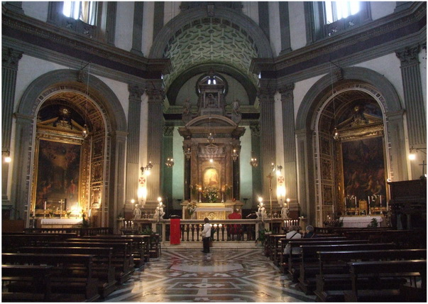 Pistoia, Toscane, Italie, Basilica of Our Lady of Humility