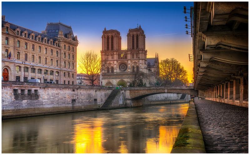 Saint Michel - Notre Dame