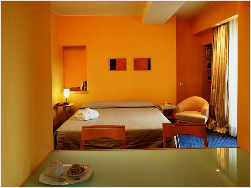 UNA Hotel Tocq, Milan, Italie, Chambres