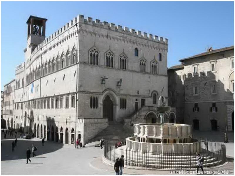 Université de Pérouse, Italie
