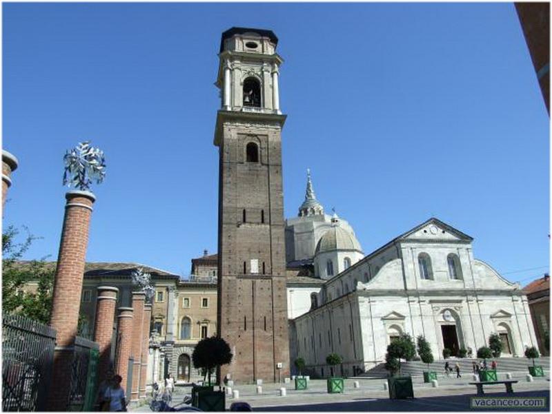 cathedrale saint jean baptiste, Turin, Italie