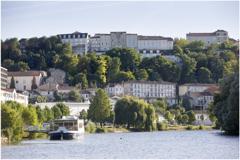Angoulême, Charente, Poitou-Charentes, France
