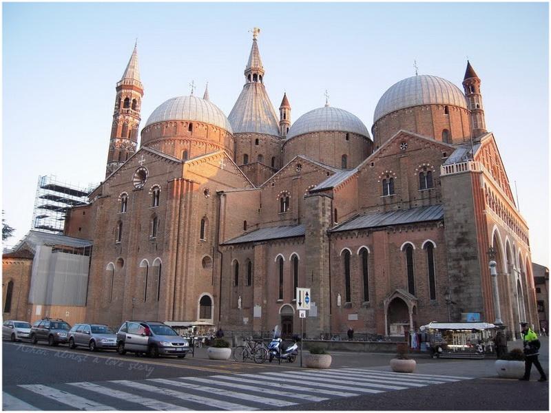 Basilique Saint-Antoine, Padoue, Italie