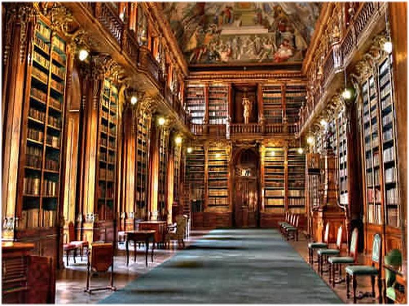 Biblioteca Marciana, Venise, Italie