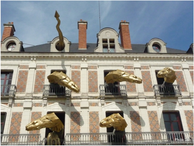 Blois loir et cher centre val de loire france cap voyage for Constructeur de maison loir et cher
