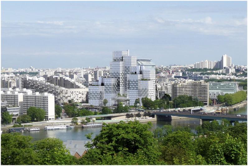 Boulogne-Billancourt France  City pictures : Boulogne Billancourt, Hauts de Seine, Île de France, France