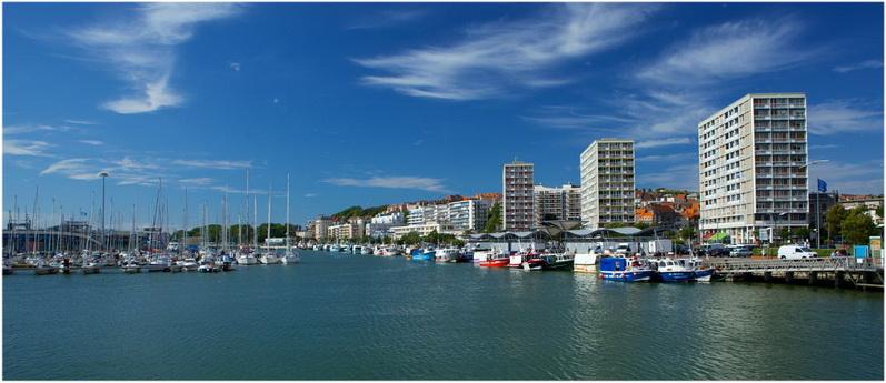 Boulogne-sur-Mer, Nord-Pas-de-Calais, France