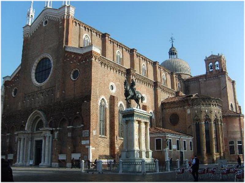 Campo dei Santi Giovanni, Venise, Italie