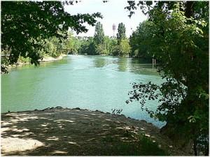Champigny-sur-Marne,Val-de-Marne, Ile-de-France, France, ile a