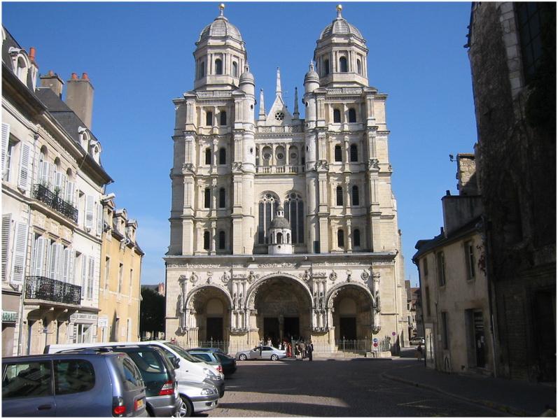 Tourisme et patrimoine de dijon france cap voyage for Lieux touristiques france