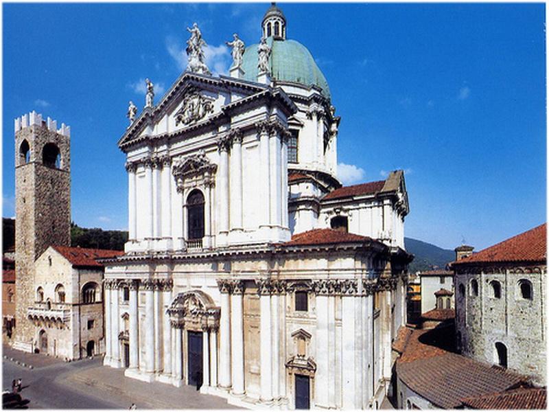 Duomo Nuovo, Brescia, Italie