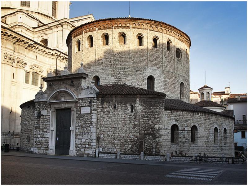 Duomo Vecchio, Brescia, Italie