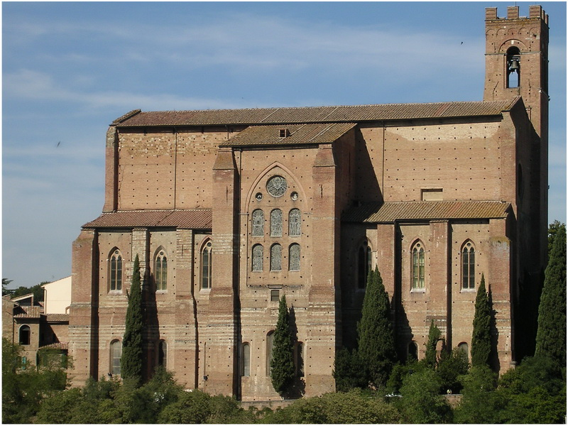 Eglise San Domenico, Brescia, Italie