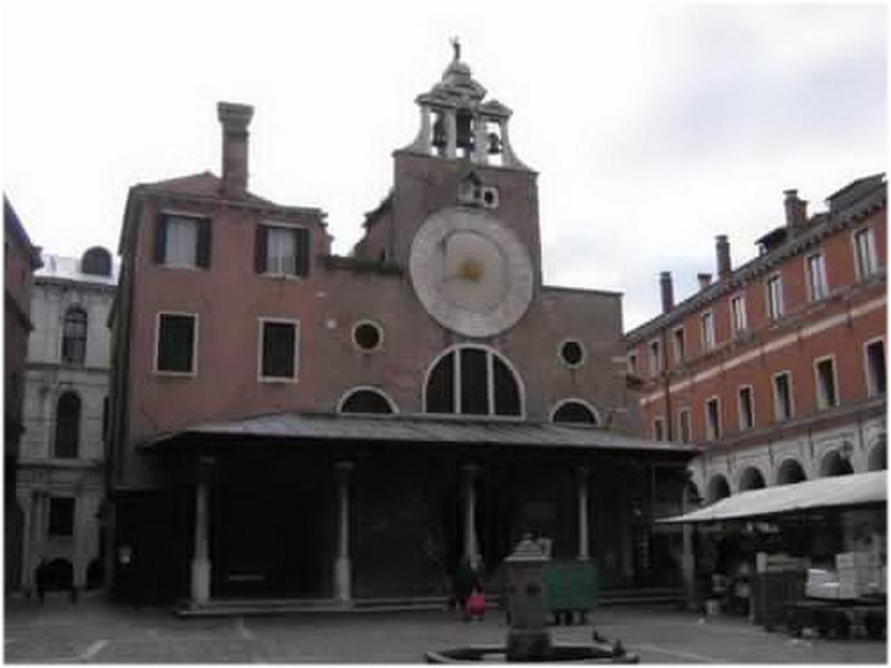 Eglise San Giovani, Venise, Italie