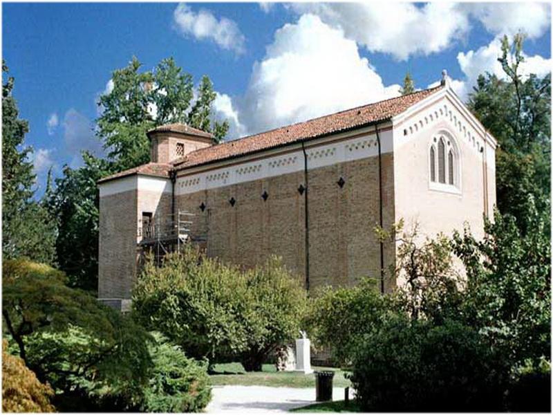 Eglise de l'Arena, Padoue, Italie