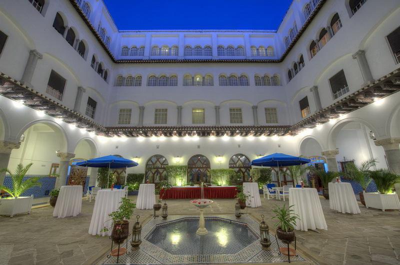 Hotel El Minzah Tanger , Maroc