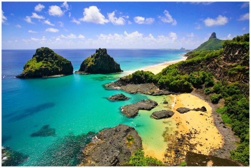 Les plus belles îles du monde, Fernando de Noronha