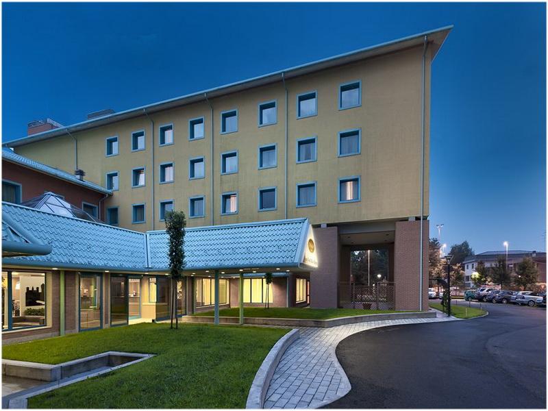 Grand hotel milano malpensa milan italie cap voyage for Grand hotel milano