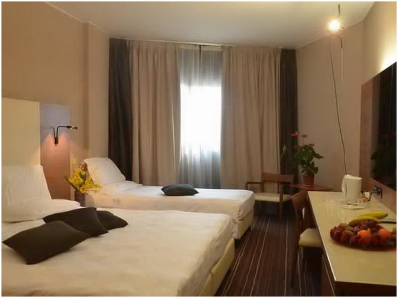 Hotel Albergo D120, Milan, Italie, Chambres